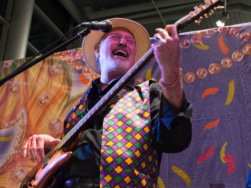 Paul Newkirk, Atlanta Crawdaddy's, Guitar and Vocals