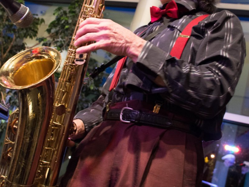 Dixieland brass music from the heart of New Orleans