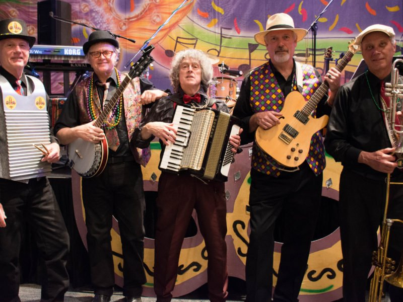 The Atlanta Crawdaddy's A New Orleans Jazz and Zydeco Band
