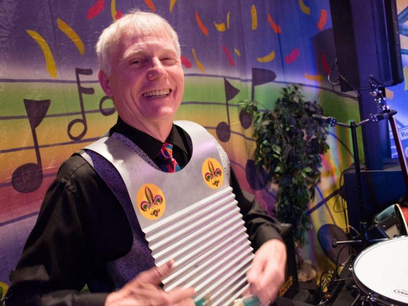 Atlanta Crawdaddy's Frottoir Scrubboard Percussion